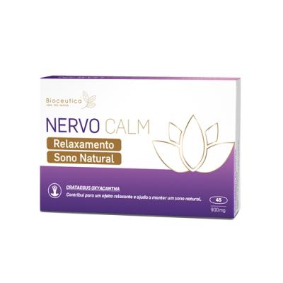 Nervocalm 45 Comprimidos Bioceutica