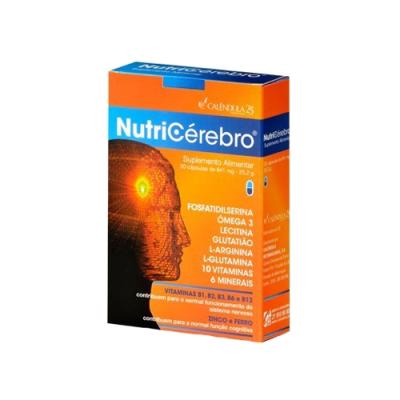 Nutricerebro 30 Cápsulas Calendula
