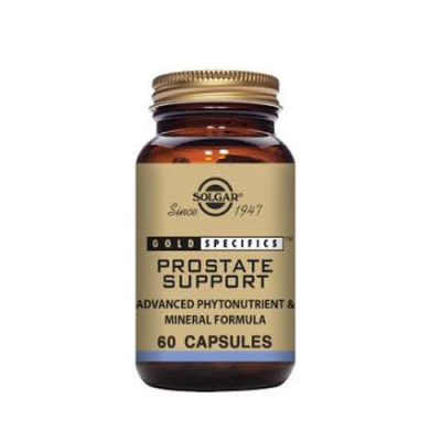 Prostate Support 60 Cápsulas Solgar