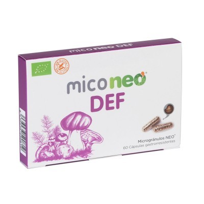 Mico Neo DEF 60 Cápsulas