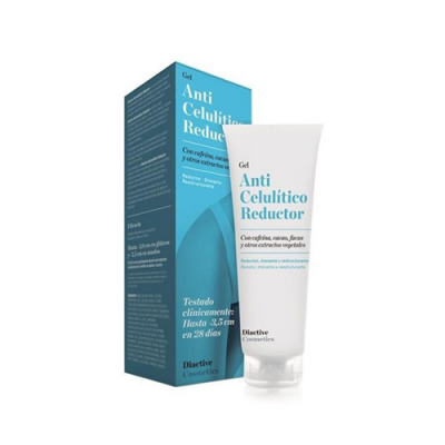Gel Anti-Celulítico Redutor - 200ml Diactive Cosmetics