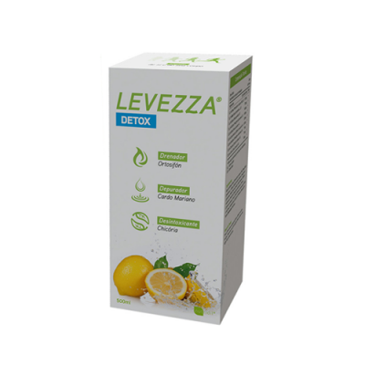 Levezza Detox - 500ml Nutridil