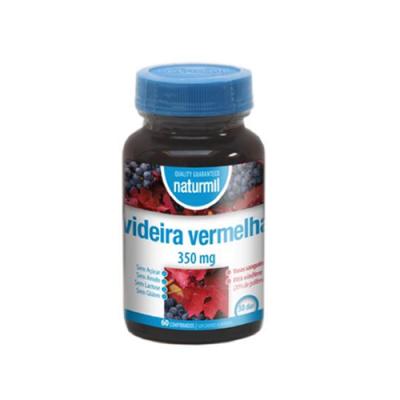 Videira Vermelha 350mg - 60 Comprimidos Naturmil
