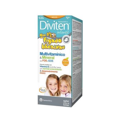 Diviten Infantil 300ml Farmodiética