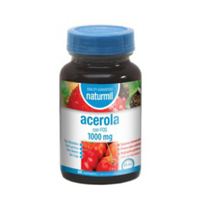 Acerola 1000mg 60 Comprimidos Naturmil