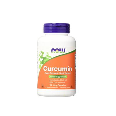 Curcumin 60 Cápsulas Now
