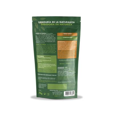 Chlorella Bio - 140 Comprimidos Iswari