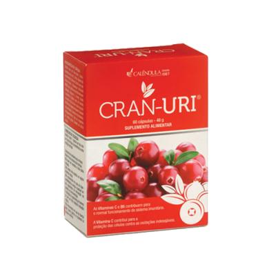 Cran-Uri 60 Cápsulas Calêndula