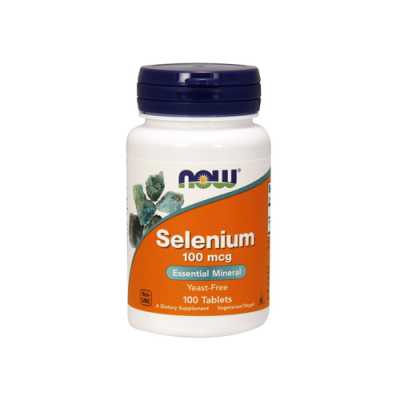 Selenium 100mcg - 100 Comprimidos Now