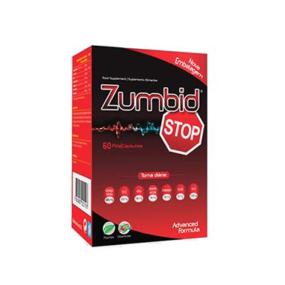 Zumbid Stop 60 Cápsulas CHI