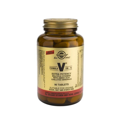 Fórmula VM 75 - 90 Comprimidos Solgar