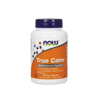True Calm 90 Cápsulas Now