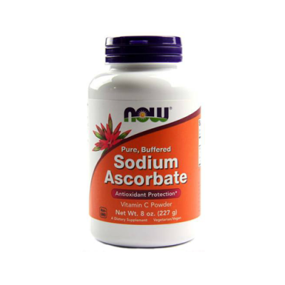 Sodium Ascorbate 227g Now