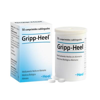 Gripp 50 Comprimidos Heel