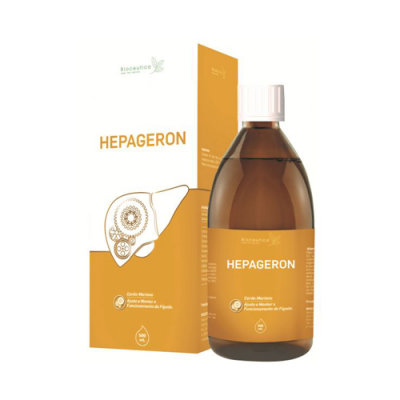 Hepageron Xarope 500ml Bioceutica