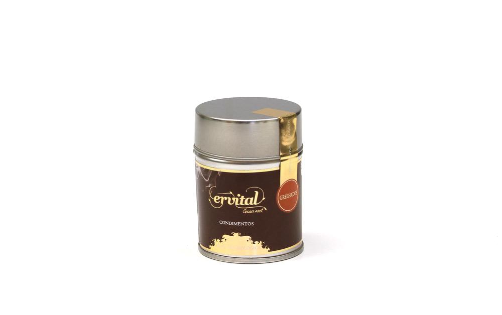 Mistura para Grelhados - Lata Gourmet