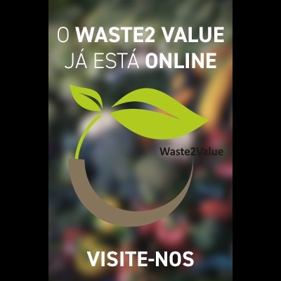 Ervital parceira em projecto de I&D - Waste2Value