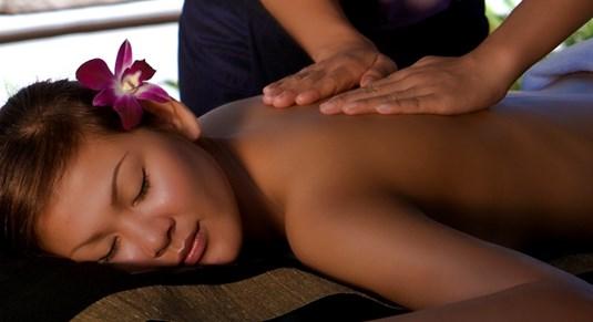 Massagem - Deep Tissue