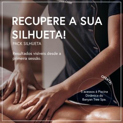 Pack Silhueta - 5 Tratamentos