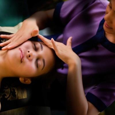 Massagem Localizada - Massagem Ombros & Cabeça