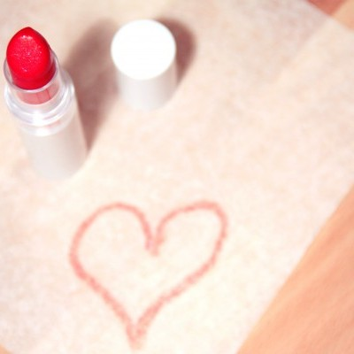 Lipstick Fire Red