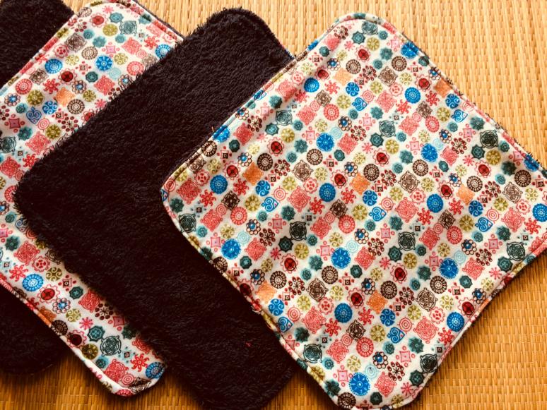 Toalhas de cozinha reutilizavel/unpaper towel