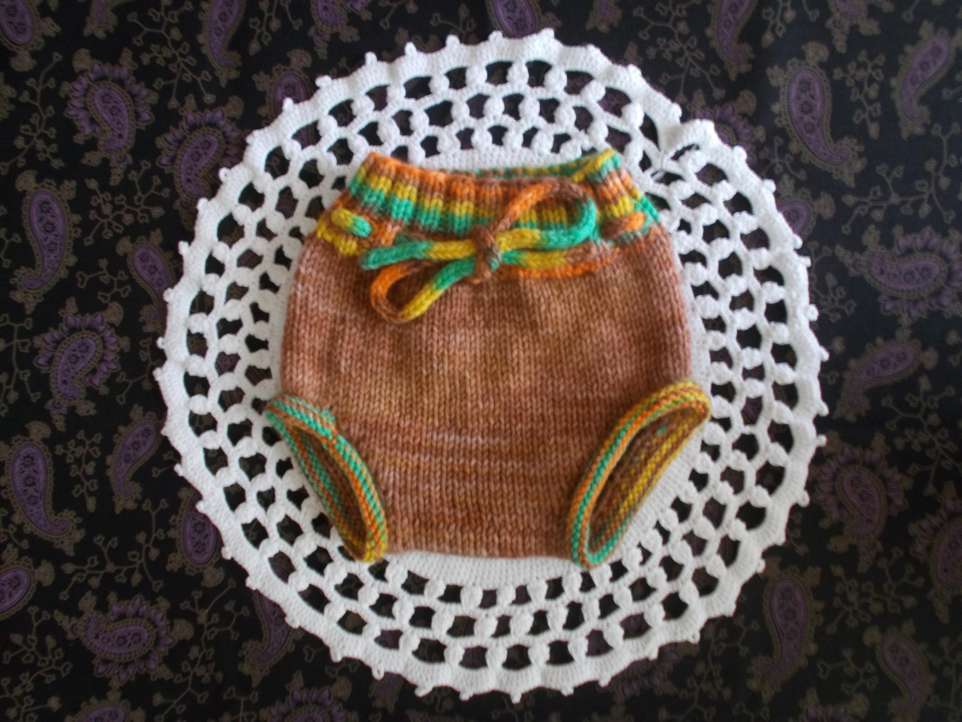 Capa de lã/wool nappy cover