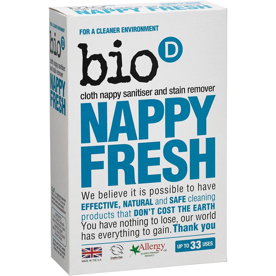 Bio-D nappy fresh (igual a lixívia em pó da bio-d )