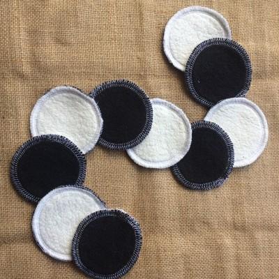 Discos de algodão biológico  Yin Yang