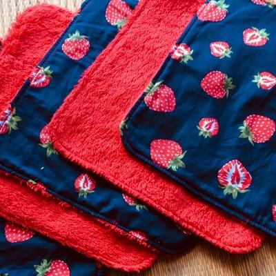 Papel de cozinha reutilizáveis/unpaper towel