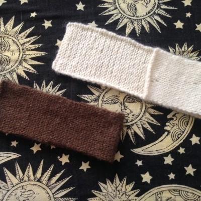 Absorventes de Lã tudo em 3