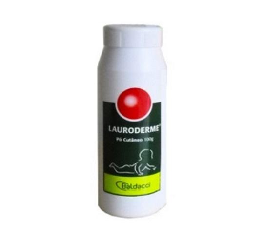 Lauroderme® Pó Cutâneo, 100g