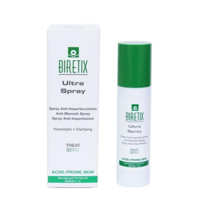 Biretix Ultra Anti-Imperfections Spray, 50ml