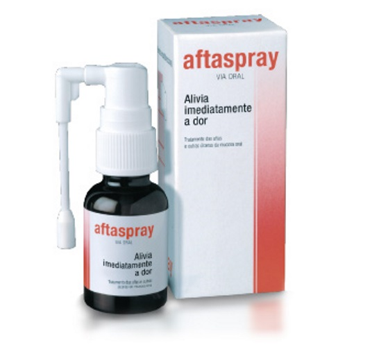 Afta Spray, 20 ml