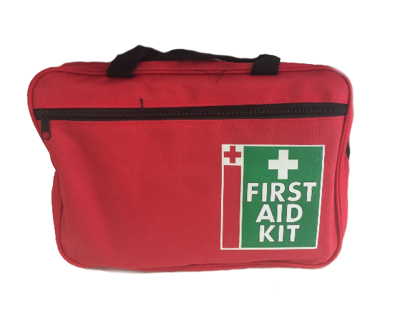 Kit Primeiros Socorros Casa
