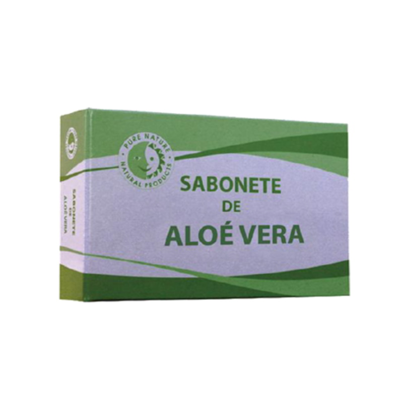 Sabonete Aloé Vera