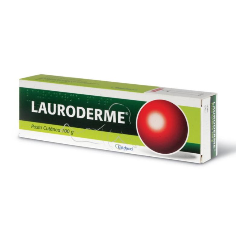 Lauroderme® Pasta Cutânea