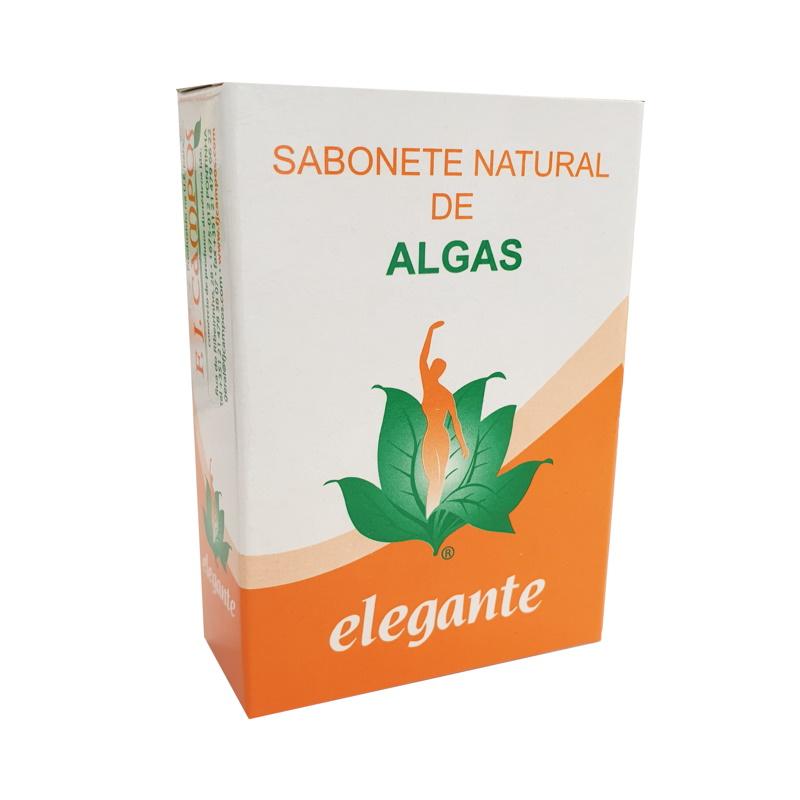 Elegante Sabonete Natural de Algas