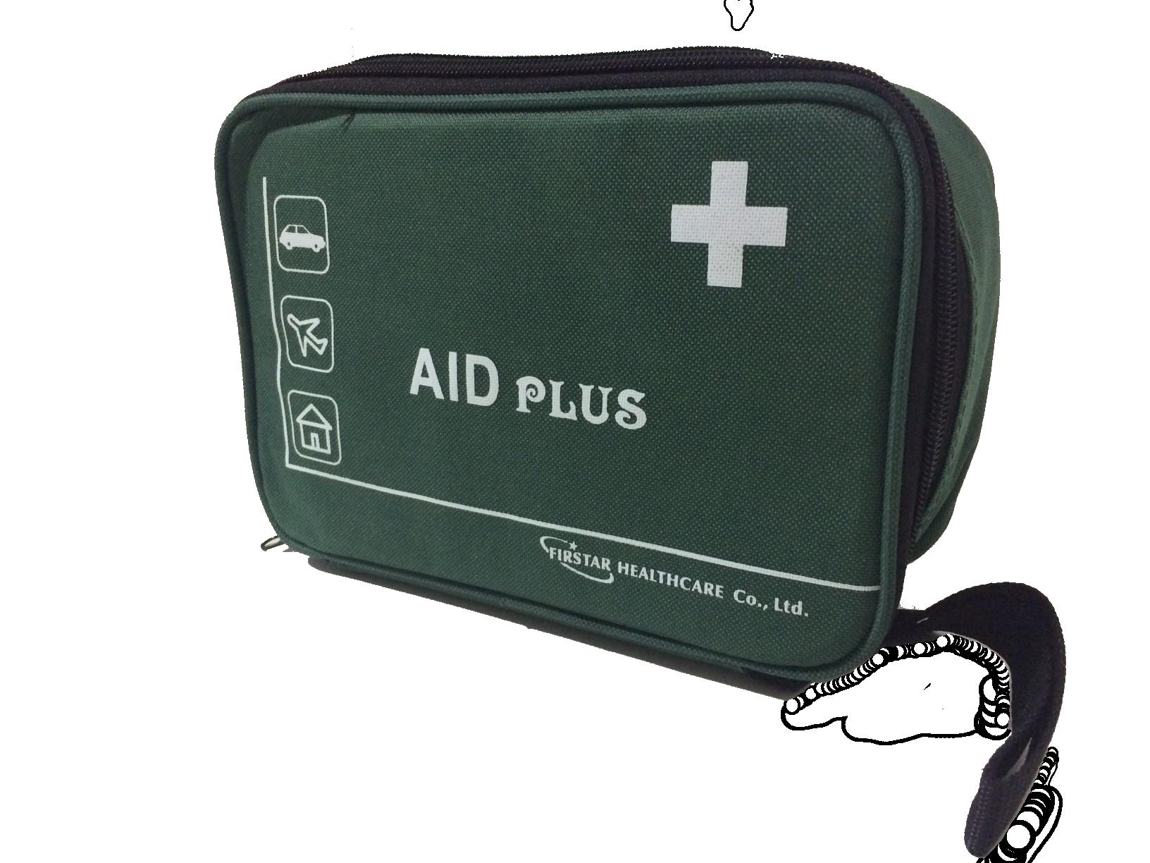 Kit Primeiros Socorros Plus