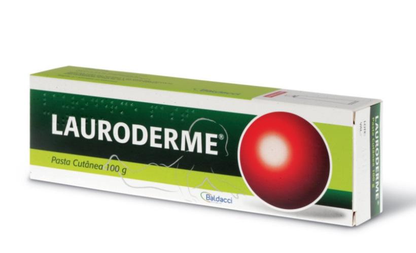 Lauroderme® Pasta Cutânea, 100g