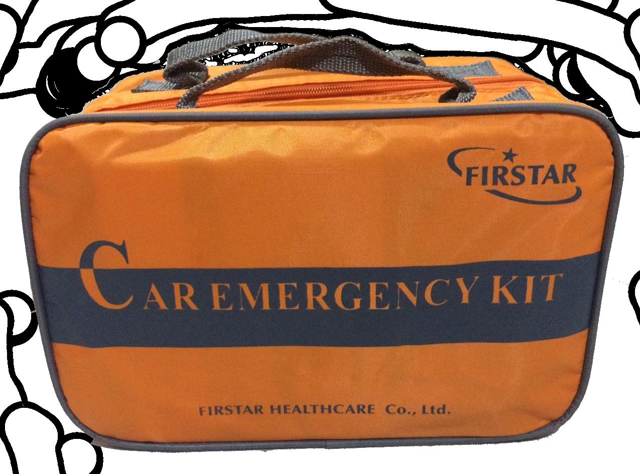 Kit Emergência Carro
