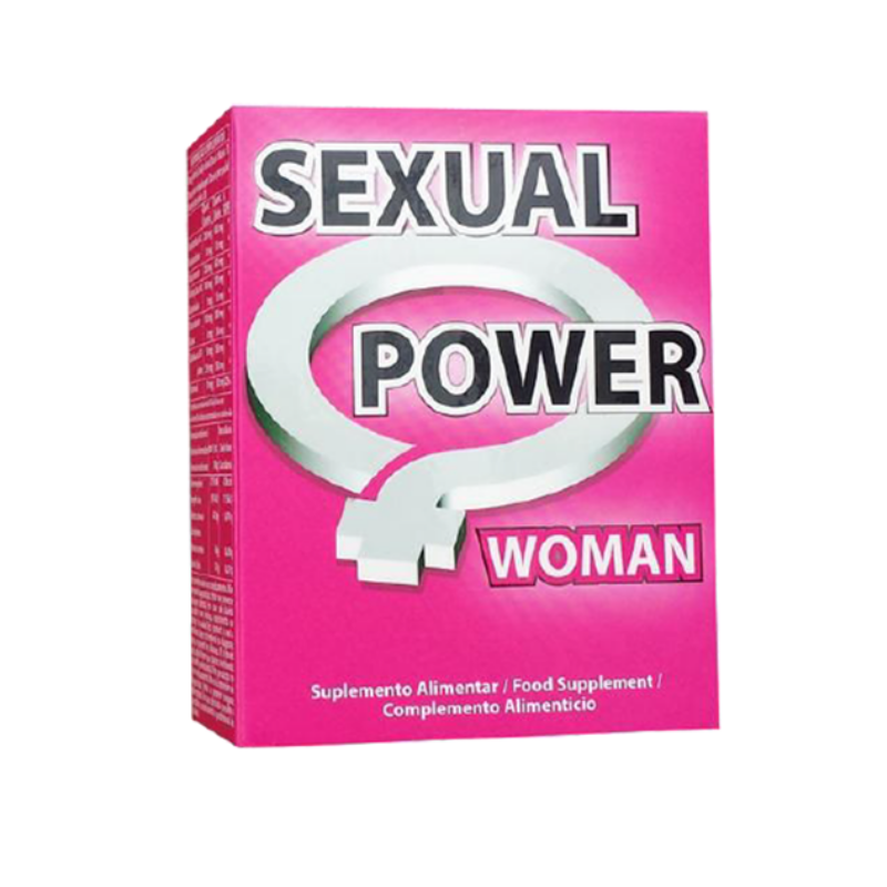Sexual Power Woman, Cx 60 Comp