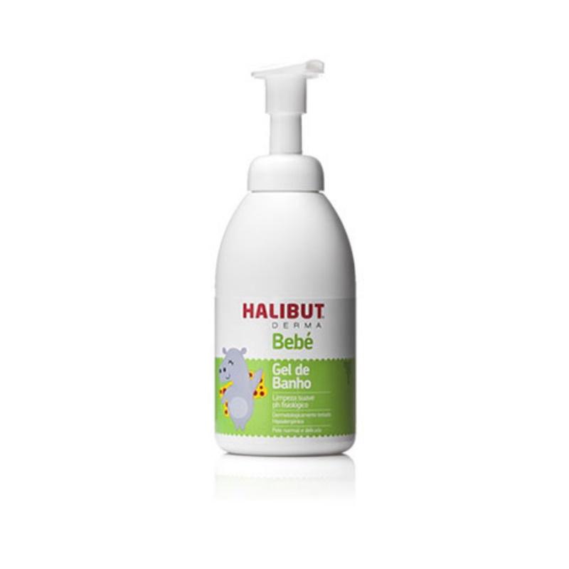 HALIBUT® Derma Gel de Banho, 500ml