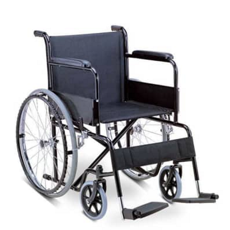 Cadeira Rodas Nylon, FS875