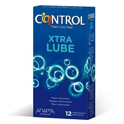 CONTROL XTRA LUB - Cx 12 Preservativos