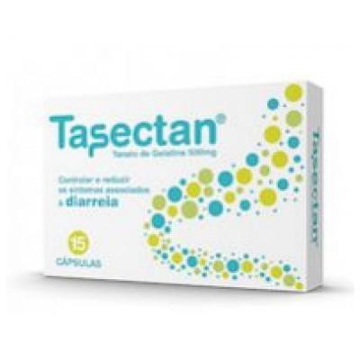 Tasectan 500mg, Cx 15 Cápsulas