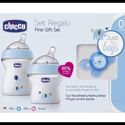 Chicco® - Conjunto NaturalFeeling, Boys