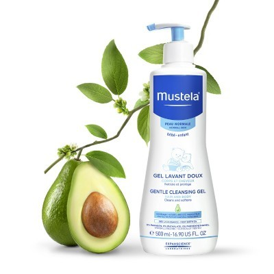 MUSTELA® Bebé Gel Lavante Suave, 500ml