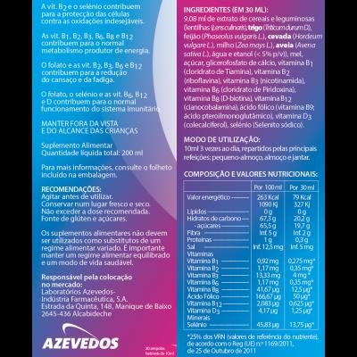 Panvitol® Tónico Biológico 20 ampolas, 10ml