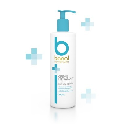 Barral - Creme Hidratante, 400ml